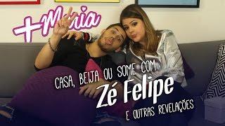 Casa, Beija ou Some com Zé Felipe e outras revelações!