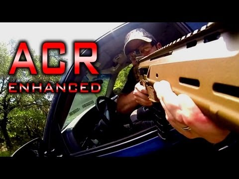 Bushmaster ACR. Better Than AR15?