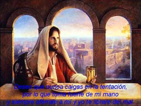 Oración del Padre nuestro al reves.wmv