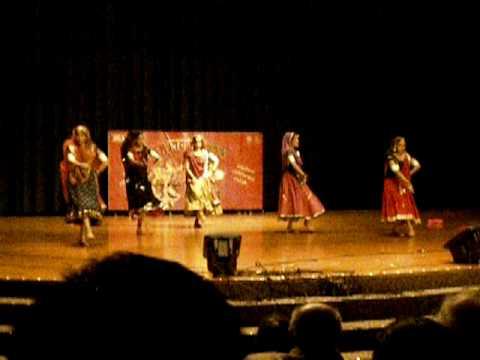 K-State Sanskriti 2009 Resham Ka Rumal Dance Performance