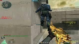 Crossfire : Súng Chỉ Để Sấy   M4A1 Quan Vũ   Đột Kích   Huy Hai Huoc