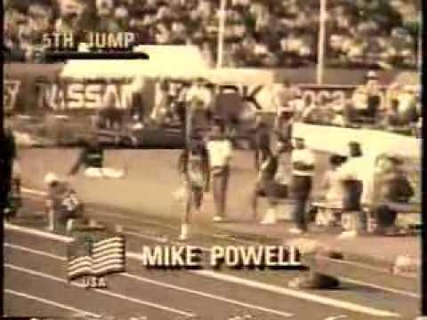 Lewis Long Carl Lewis Long Jump World