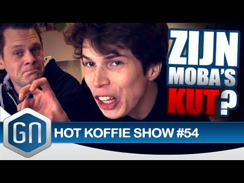Tom en Peter ZUIGEN in MOBA's! - Tom en Peters Hot Koffie Show