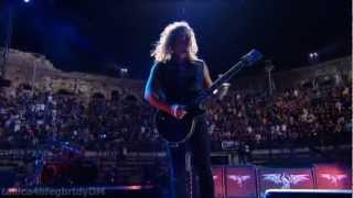 Metallica - Nothing Else Matters [Live Nimes July 7, 2009] HD