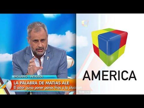 Dura respuesta de Luis Ventura ante los dichos de Jorge Rial