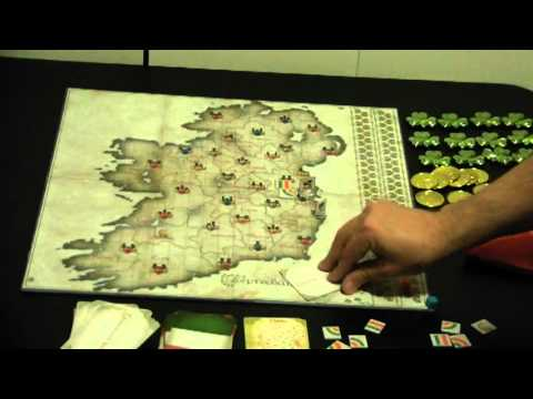 Leprechaun s Castle Board Game Intro