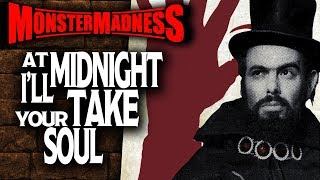 At Midnight I'll Take Your Soul (1964) Starring Coffin Joe - Monster Madness 2019