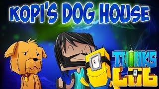 Minecraft Mods : Think's Lab - Kopi's Doggy Friends! [Minecraft Roleplay]