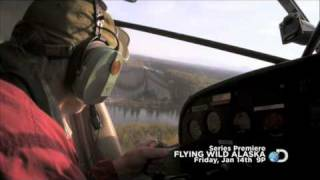 Flying Wild Alaska - New Series | Januaray 14, 2011*