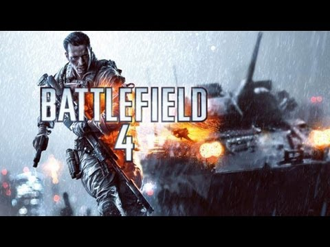 Battlefield 4 17 Minute Gameplay Demo - Frostbite 3