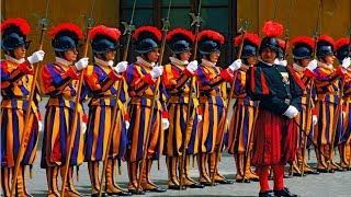 Tại Sao Lính Bảo Vệ Giáo Hoàng Phải Là Người Thụy Sĩ ???