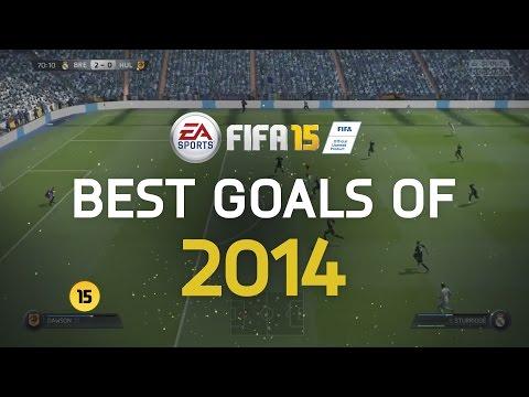 FIFA 15 - Best Goals of 2014