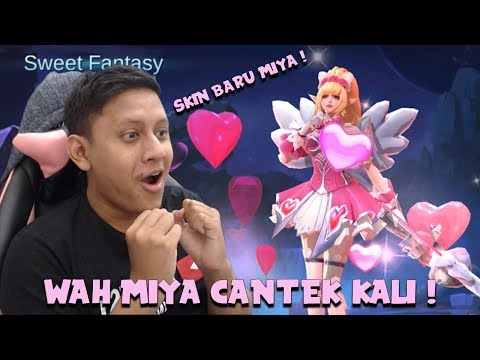 SKIN BARU MIYA ! - Mobile Legends Indonesia