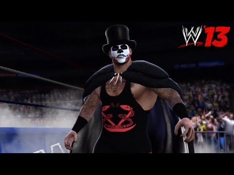 WWE '13 Community Showcase: Papa Shango (Xbox 360)