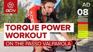 HIIT Indoor Cycling Workout | 35 Minute Torque Power Intervals