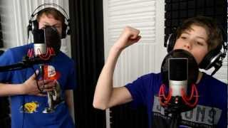 The Script - Hall of Fame ft. will.i.am (cover) Jonezy and Alexandru