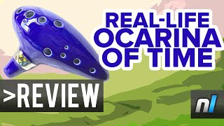 Real-Life Ocarina of Time from Zelda Review