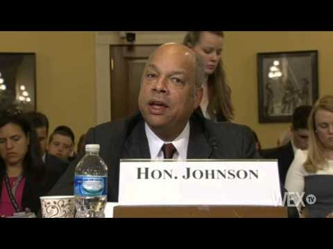 Jeh Johnson defends Obama's executive actions