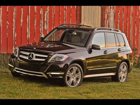 2013 Mercedes-Benz GLK-Class Video Review -- Edmunds.com