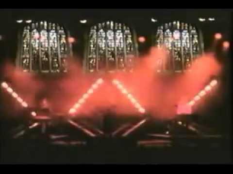 Depeche Mode vintage Blasphemous Rumours LIVE - 1984