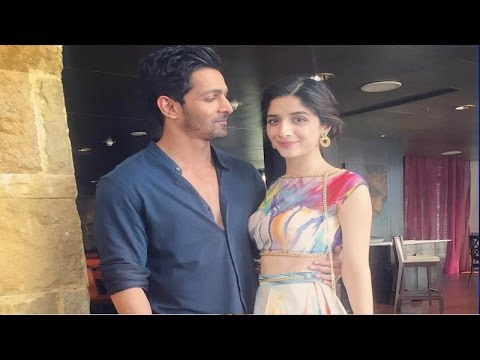 Talking Love!   Harshvardhan Rane, Mawra Hocane