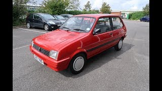 SOLD - 1989 Austin Metro 1.0 City X3 door  For Sale in Louth Lincolnshire
