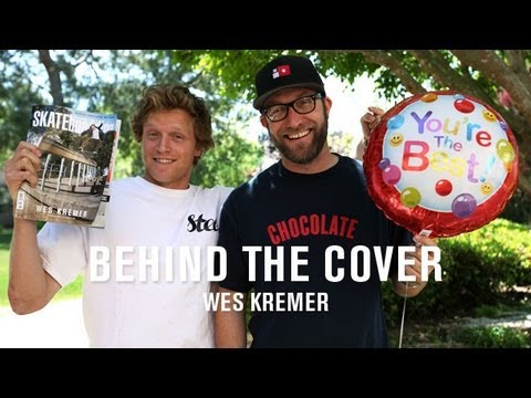 Wes Kremer Behind The Cover - TransWorld SKATEboarding