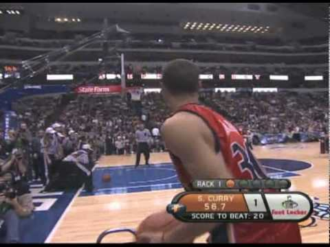 Stephen Curry was invited to play in the 2010 3-Point contest as a rookie Steph Curry 54 points MSG Madison Square Garden Knicks ESPN highlights montage.
