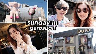 New Shops & Surprises in Garosugil, Seoul!