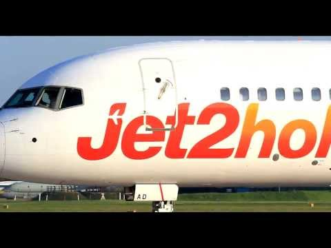 Manchester Airport 7 (HD) - Morning Movements Part 2: 06/05/13