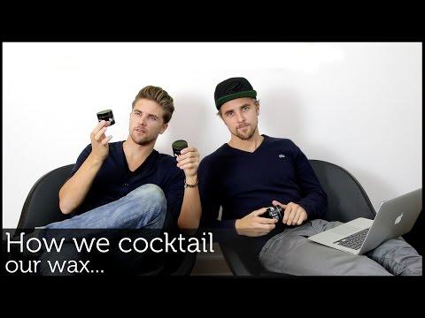 How we cocktail hair wax - Slikhaar Store - Talk Show