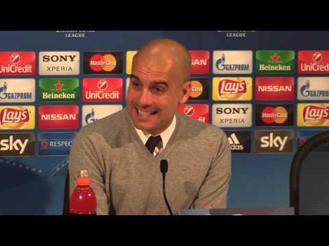 Josep Guardiola sobre Arturo Vidal