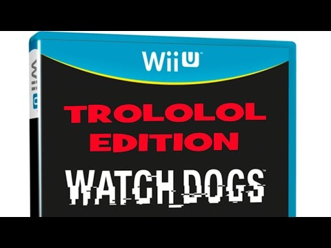 Watch Dogs Coming To Wii U November 18th...And No One Cares