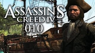 ASSASSIN'S CREED 4: BLACK FLAG #010 - Action auf dem Ozean [HD+] | Let's Play Assassin's Creed 4