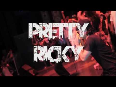 PRETTY RICKY- GRIND ON ME (LIVE PERFORMANCE)