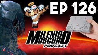 MILENIO OSCURO PODCAST #126 ► El Retorno de lo Retro, Depredador (2018), Plague Inc y más! (AUDIO)