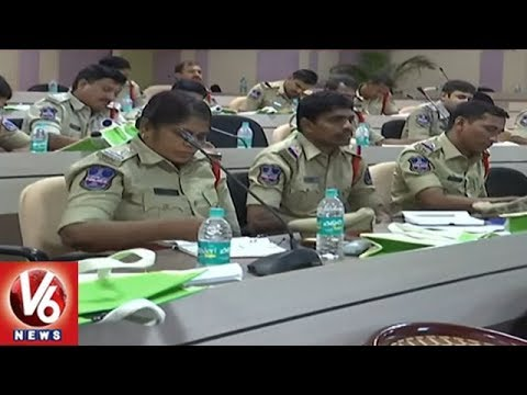 Telangana Legal Services Authority Holds State Level Consultation On Human Trafficking | V6 News