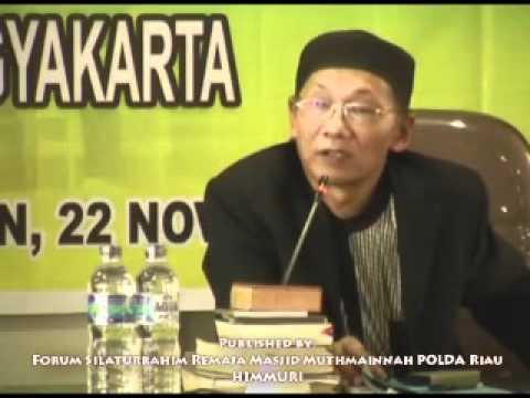 Bagian I - Debat ISLAM VS KRISTEN (Insan LS Mokoginta - Rudy Yohanes)