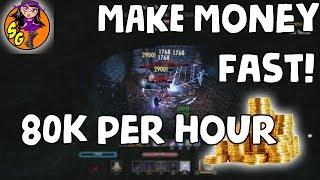 ESO: Morrowind - One of the FASTEST/BEST ways to make money! (Thanks for 5k subs)