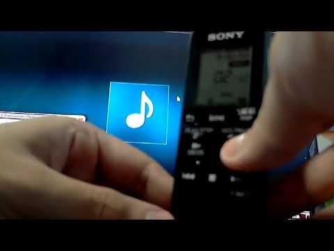 Review Gravador Sony PX333