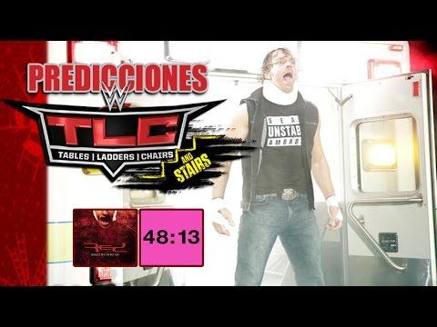 WWE Predicciones de TLC 2014 Platinum loquendo