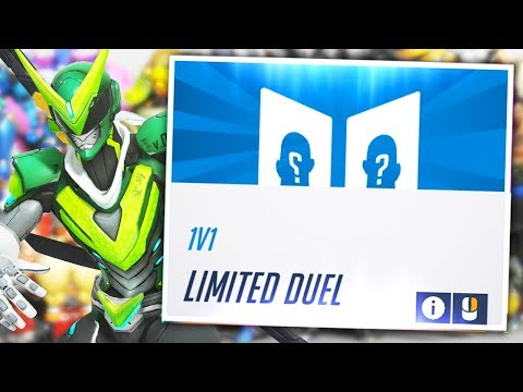 OVERWATCH ANNIVERSARY 1V1 LIMITED DUEL WITH FANS! CAN YOU BEAT ME!?