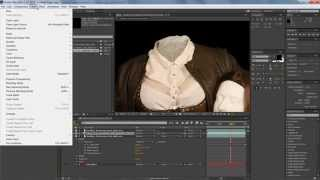 Halloween VFX tutorial: mocha and Adobe After Effects for The Headless Horseman