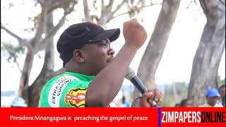 Torch bearer ED will win the 2018 elections and carry Zimbabwe forward