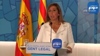 """PPC - """"Cada día hay más motivos para la impugnación del simulacro de referéndum de Mas"""""""