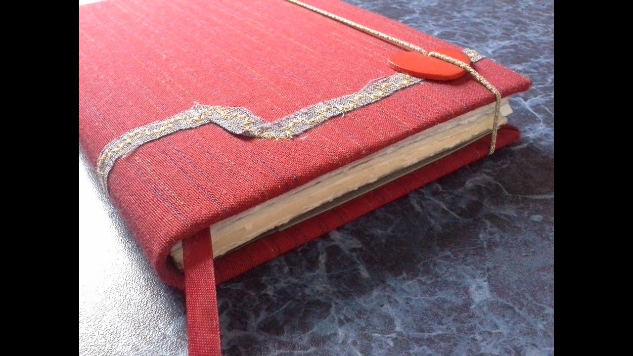 Как сделать маленькую записную книжку своими руками