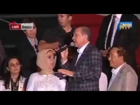 Haberler - Cumhurbaşkanı Erdoğan ve Emine Erdoğan / Erdoğan'ın Eşine Sevgisi