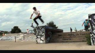 Justin Robertson Park Edit