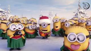 Minons Christmas Carol | Malayalam Remix | shiyasU