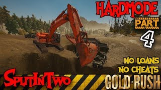 GOLD RUSH THE GAME | HARDMODE PART 4